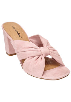 Mika Sandals by Comfortview®, ROSE MIST