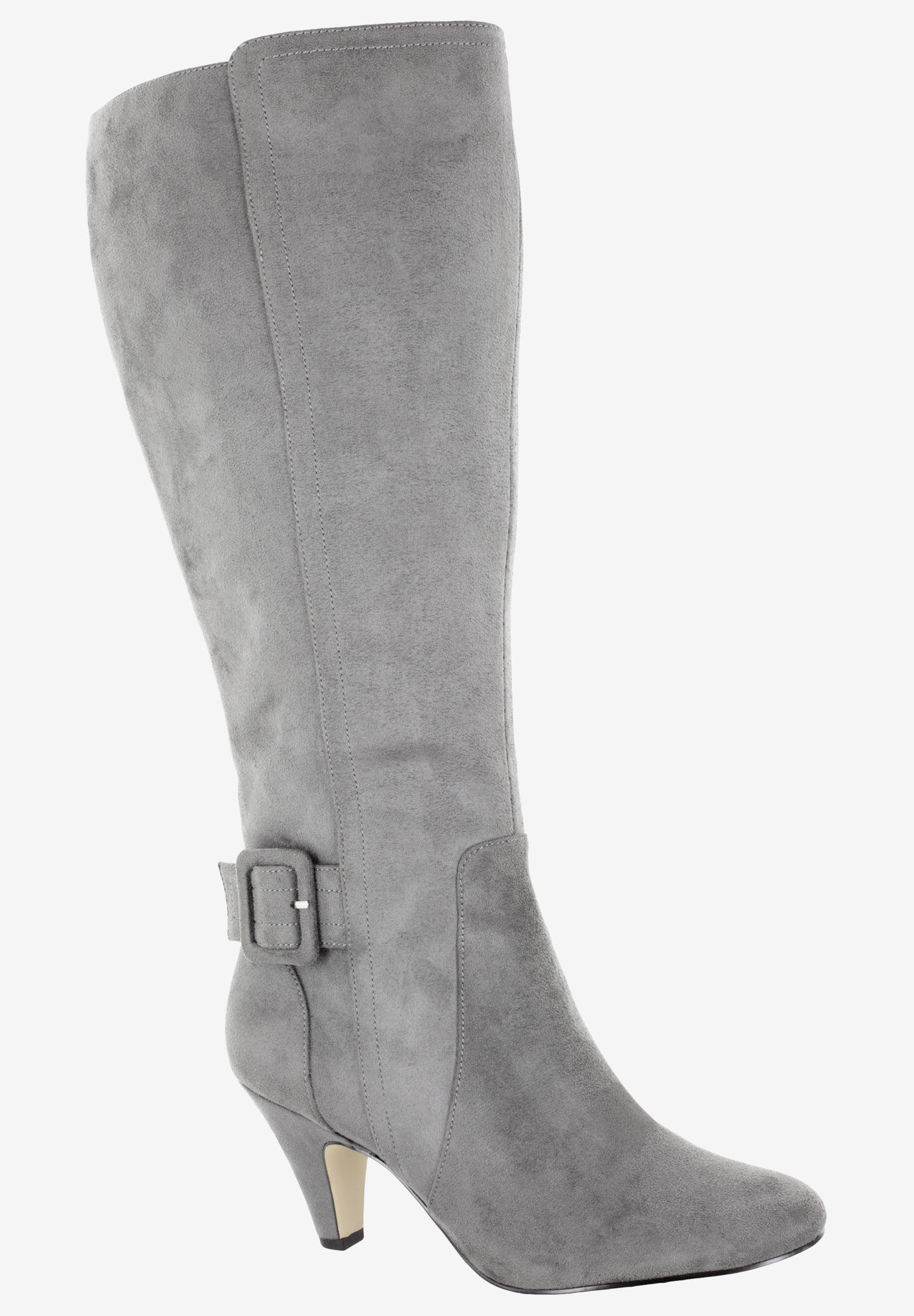 Troy II Plus Wide Calf Boot   Woman Within