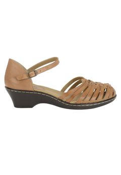 Tatianna Leather Sandal by Softspots®,