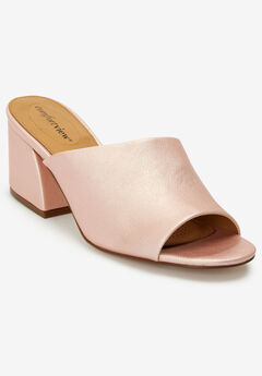 The Bailey Mule by Comfortview®, PINK