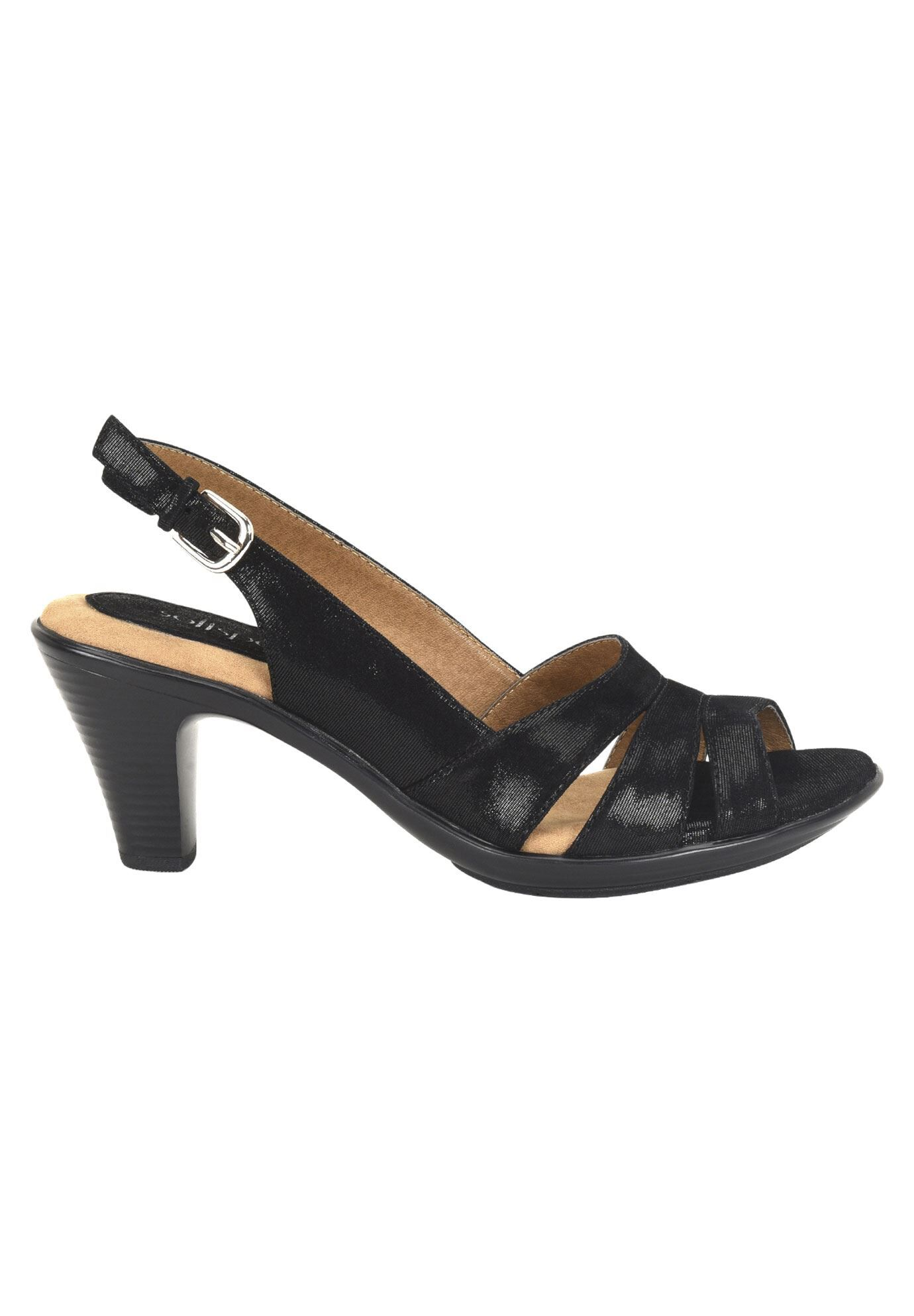 Neima Leather Sling Back Pump by Softspots®