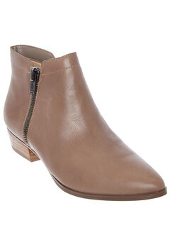 Blair Booties by Naturalizer®, DARK TAUPE, hi-res