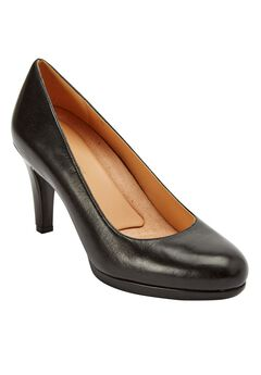 Michelle Pumps by Naturalizer®, BLACK, hi-res