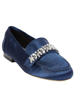 The Sophia Flat by Comfortview®, NAVY