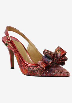 Chrise Slingback Pump by J. Renee®,
