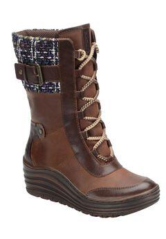 Garland Boots by Bionica, MAHOGANY, hi-res