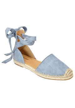 Shayla Flats by Comfortview®, CHAMBRAY
