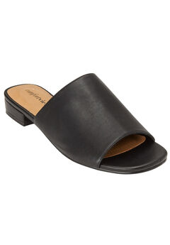 Sola Mules by Comfortview®, BLACK, hi-res