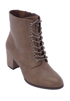 The Bryce Bootie by Comfortview®,