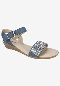 Genette Wedge by Rialto,