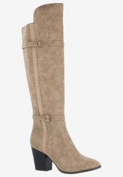 Melrose Wide Calf Boot by Easy Street®,