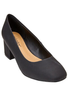 Diania Pumps by Comfortview®, BLACK, hi-res