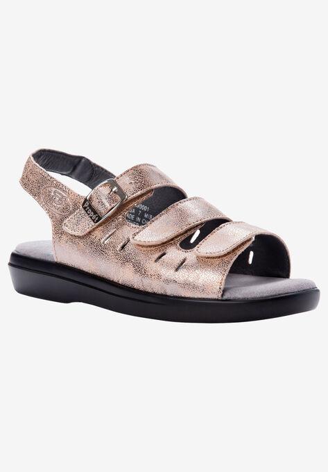 edf737e772d Breeze Sandal by Propet®| Plus Size Casual Sandals | Woman Within