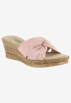 Dinah Tuscany Sandal by Easy Street®,