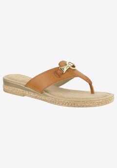 Farah Tuscany Sandal by Easy Street®,