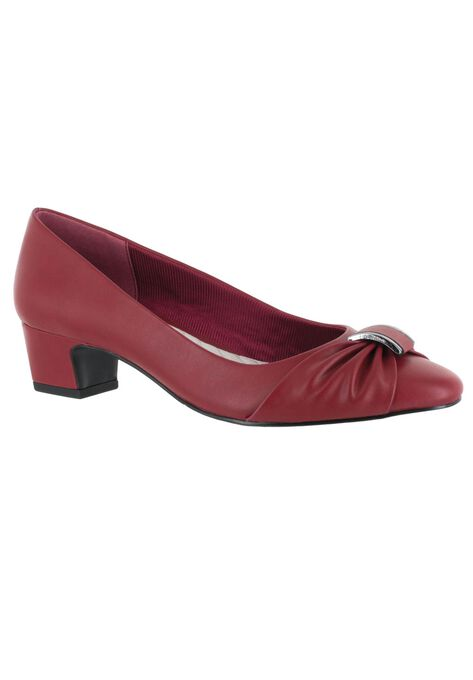 bbf7c6a00b Eloise Pumps by Easy Street®| Plus Size Dress Shoes | Woman Within