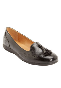 The Aster Flat by Comfortview®, BLACK, hi-res