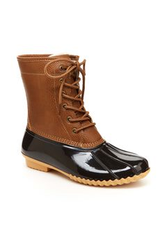 Maplewood- Waterproof Booties ,