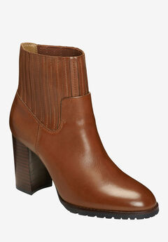 Wardrobe Bootie by Aerosoles Platinum,