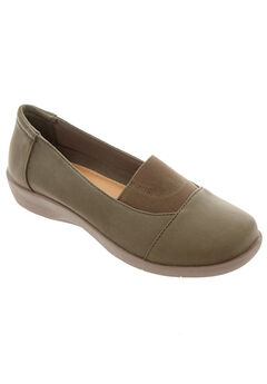 Starr Flat by Comfortview®, DARK OLIVE