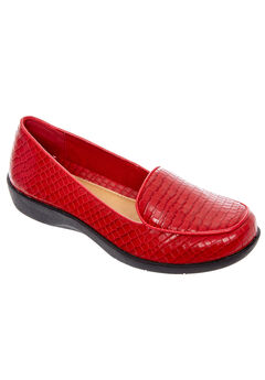The Jemma Flat by Comfortview®, RED, hi-res