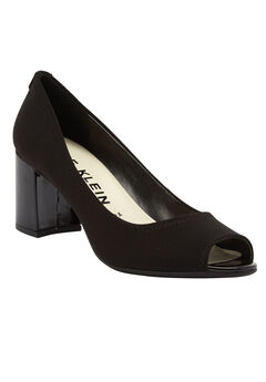 Meredith Pumps by Anne Klein®, BLACK, hi-res