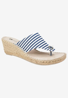 Beachball Espadrille by White Mountain,