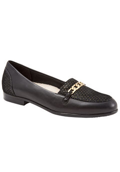 Anastasia Flats by Trotters®, BLACK, hi-res