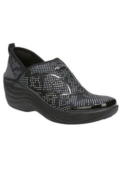 Zsa Zsa Sneakers by BZees®, BLACK DOTS, hi-res