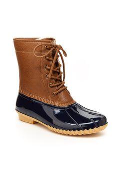 Maplewood- Waterproof Booties ,