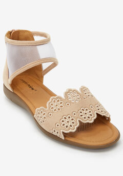 The Caia Sandal by Comfortview®,