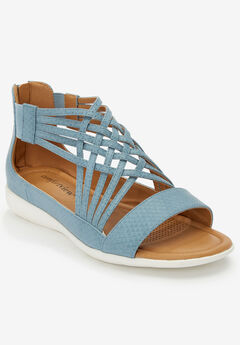 The Alicia Sandal by Comfortview®,
