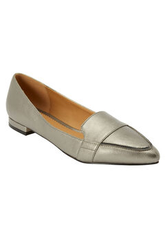 The Jolie Flat by Comfortview®, GUNMETAL, hi-res
