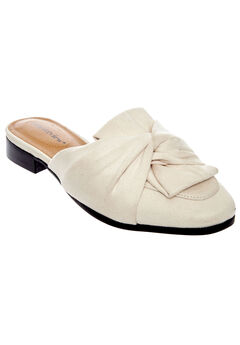 Noel Mules by Comfortview®, OATMEAL, hi-res