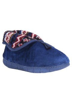 Porchia Slippers by Muk Luks®, LIBERTY BLUE, hi-res
