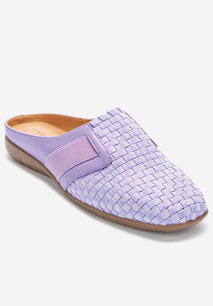 shop for wide width slides mules for women woman within