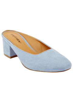 Judy Mules by Comfortview®, CHAMBRAY