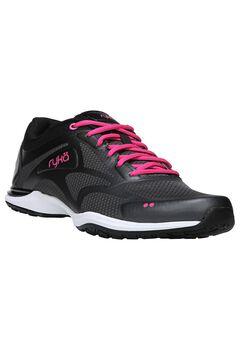 Grafik Sneakers by Ryka®, BLACK GREY, hi-res