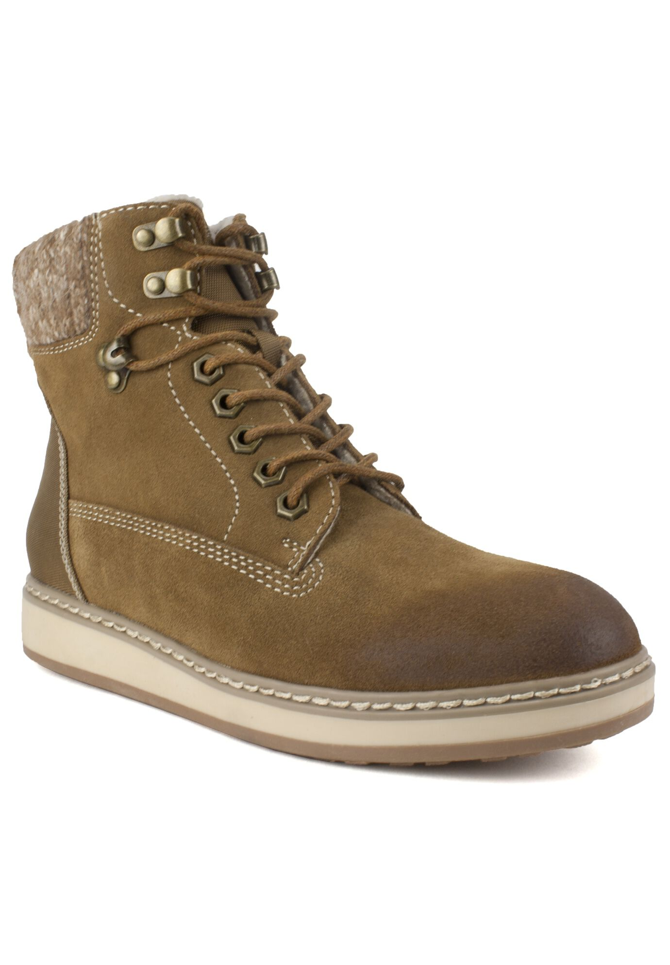 Theo Cold Weather Boot by White