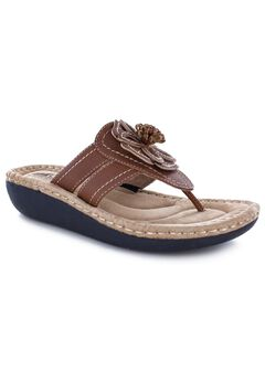Carnation Sandal by Cliffs by White Mountain,