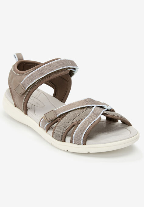 a4c53c829124 The Annora Sandal by Comfortview®