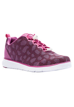 TravelFit Sneakers by Propet®, BERRY, hi-res