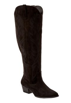 3bded5d0dbbf The Isabella Wide Calf Boot by Comfortview®