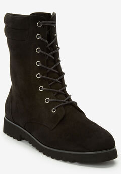 The Harmony Wide Calf Boot by Comfortview®,