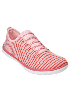 The Ariya Sneaker by Comfortview®, PINK PEACH