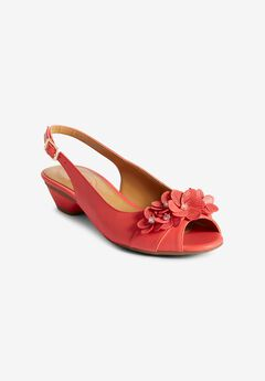 The Rider Slingback by Comfortview®,
