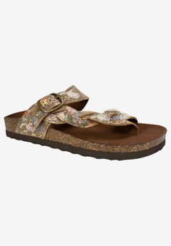 Crawford Sandal by White Mountain,