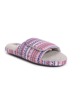 Ansley Jersey Slide Slippers,