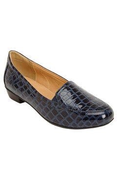 The Devon Flat by Comfortview®, NAVY, hi-res