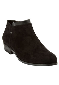 The Bexley Bootie by Comfortview®, BLACK, hi-res